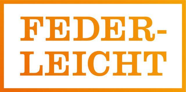 Logo Projekt Federleicht